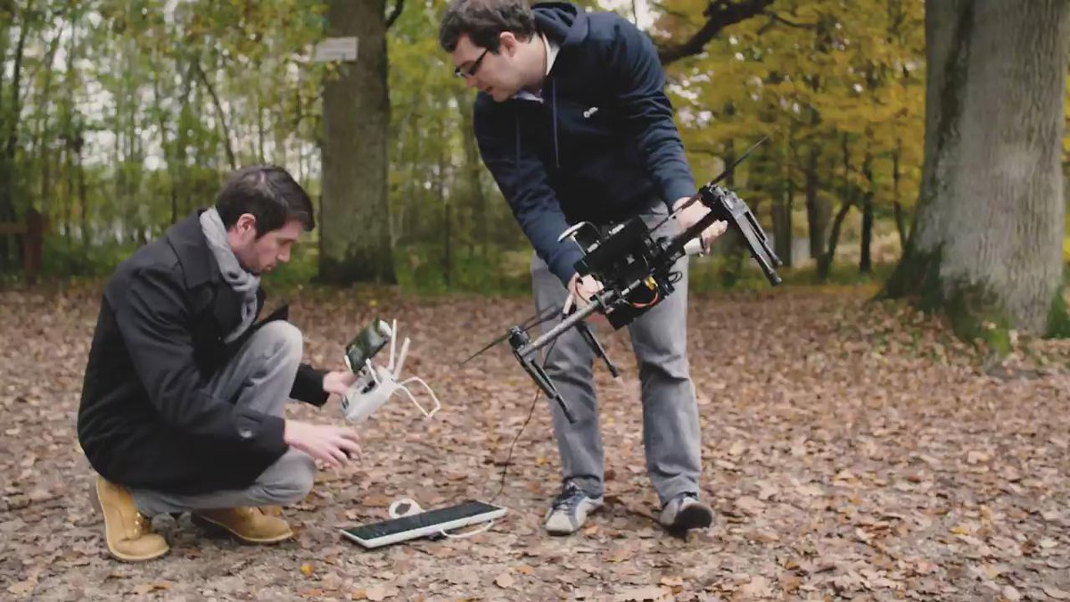 Long-range 3D depth mapping on a drone. All you need is Jetson TX1 and @Stereolabs3D ZED. #CreateAmazing https://t.co/hD8n6f05Xg