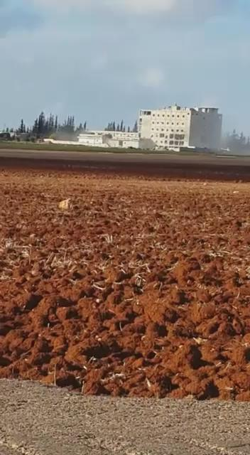 A bread bakery, established by IHH in Syria's Idlib, has been hit byRussian airstrikes. https://t.co/ZLX4VwbnIj