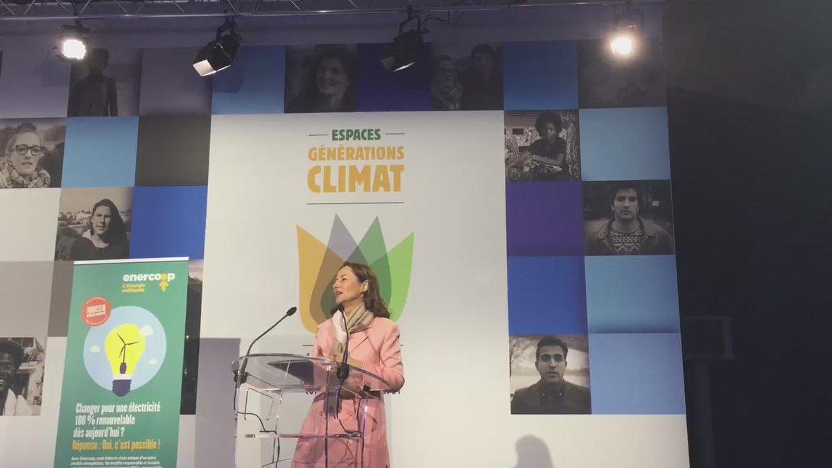 Ce sont les citoyens qui sont au cœur de la #COP21, de la réussite des actions pour le climat https://t.co/L3mPLiAQ7C