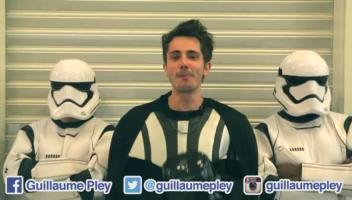 Camera Cachee Star Wars : Voilà le lien pour notre caméra cachée de #starwars #prank ! rt les