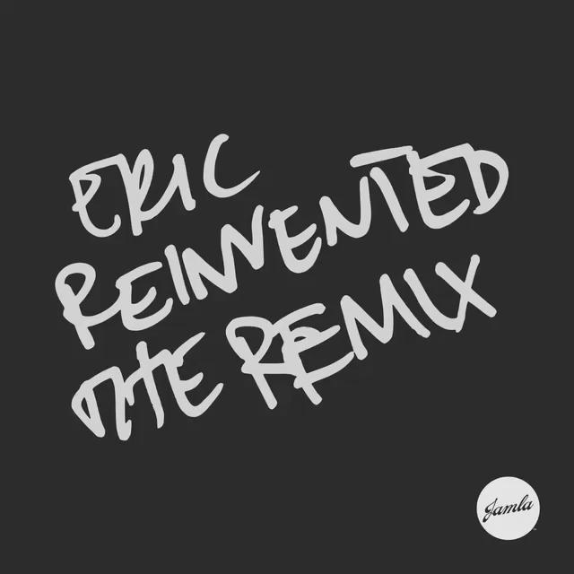 """""""Eric Reinvented The Remix""""       Tuesday 12/29 - Free Download - 27 Remixes - #HappyHolidays #Jamla https://t.co/vNkXViDqIk"""