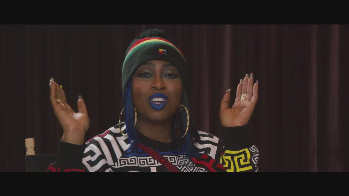 MERRY CHRISTMAS & HAPPY HOLIDAYS FROM @MissyElliott! NEW DOCUMENTARY IN 2016!