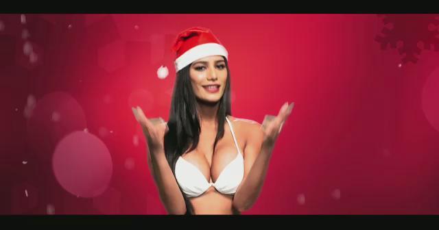 Haha #MerryChristmas Guys..Muuuuuaah💋;) Reading all your Tweets on #PoonamPandeyasSexySanta https://t