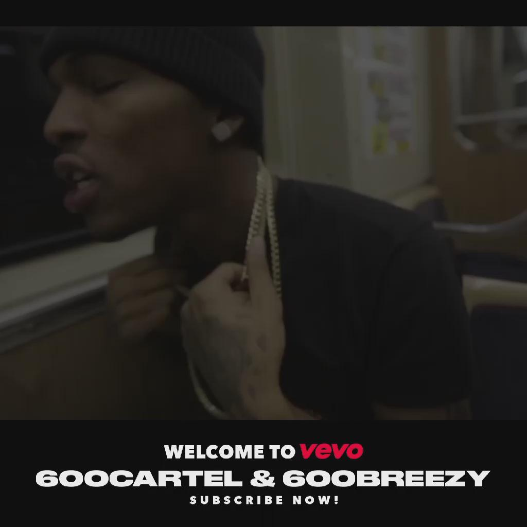 #Vevo welcomed @600breezy & his label #600cartel world subscribe now. https://t.co/nLheHXUbzj powered by @EMPIRE https://t.co/gvibxfMNgA