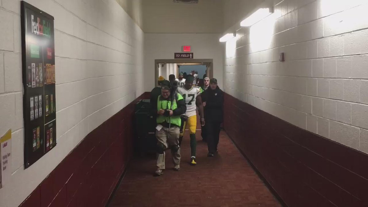 Randall Cobb borrows 'You like that?' from Kirk Cousins after win