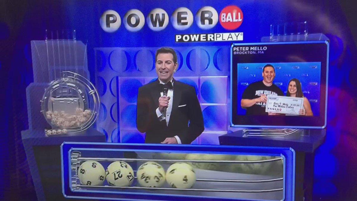 Here are your winning #Powerball numbers! @WGRZ