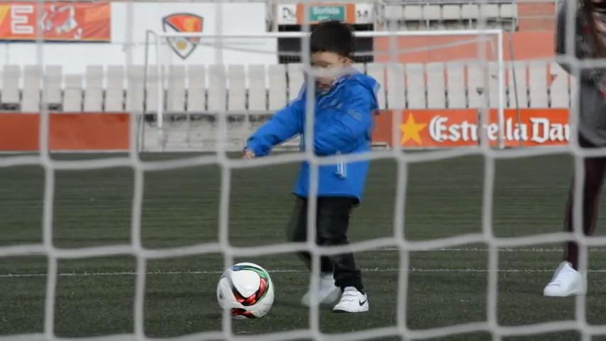 Dues aficions. Una rivalitat. @TerrassaFC i CE Sabadell, units per una bona causa. El 6 de febrer, tots a l'Olímpic! https://t.co/D8YTZtJzct