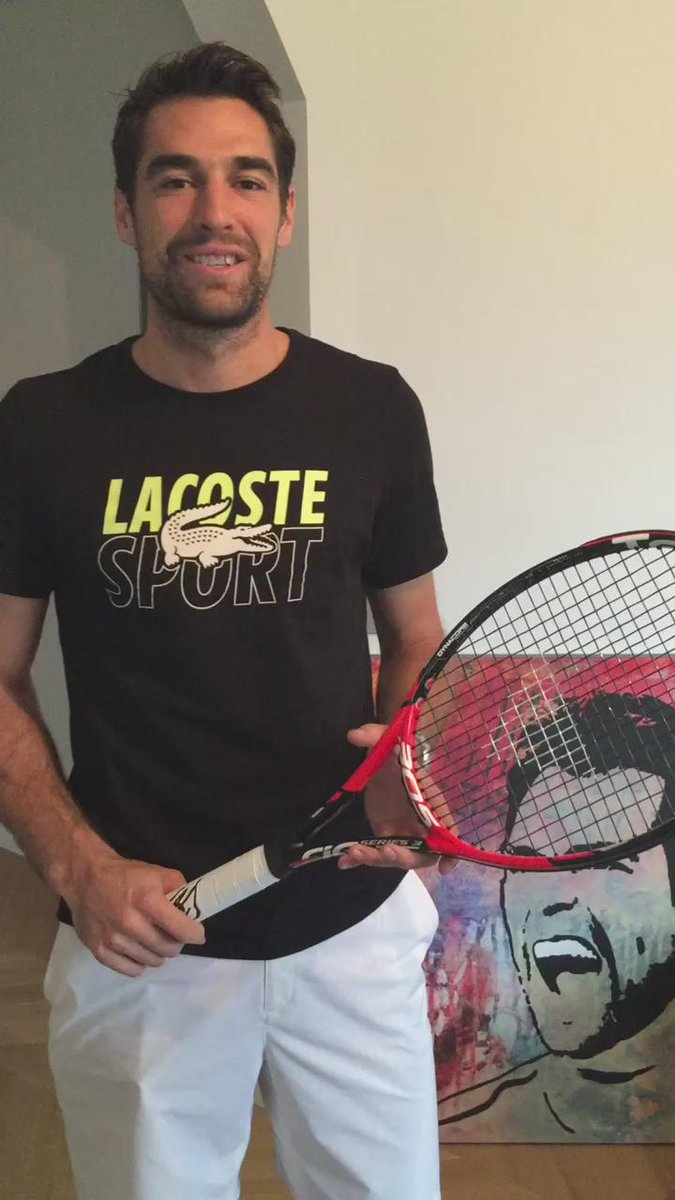Tentez de gagner ma raquette! @tecnifibre facebook.com/tecnifibre/pho…
