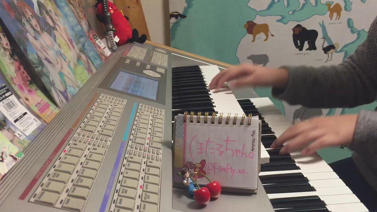 【白猫】まさにリアルテレーゼ!?白猫のマップBGMやシンフォニー効果音を耳コピして弾いてみた動画が凄い!【プロジェクト】
