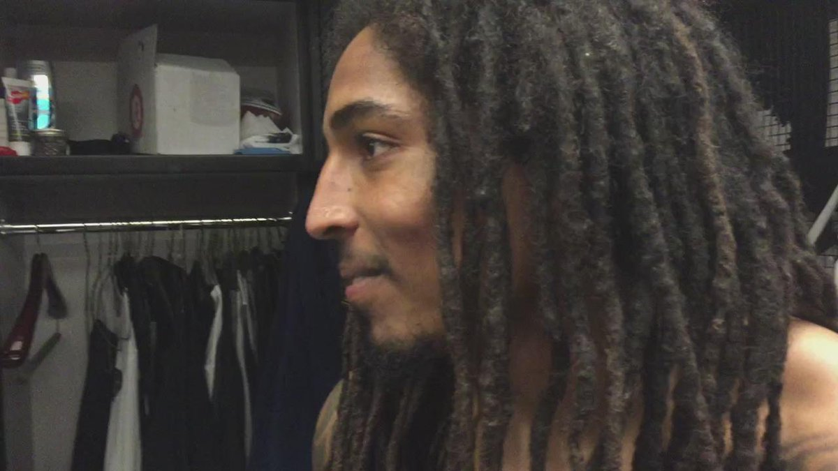 Panthers safety Tre Boston on the team being favored in the Super Bowl. https://t.co/OKOUKDx7J2