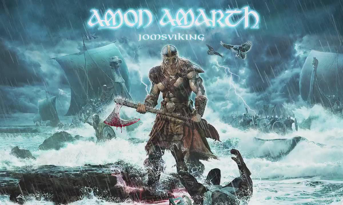 "#JOMSVIKING - Out March 25th. Watch ""First Kill"" + Get Album & Tour Pre-sale Tickets: https://t.co/tuicoAYOb3 https://t.co/6je1wS7nIi"