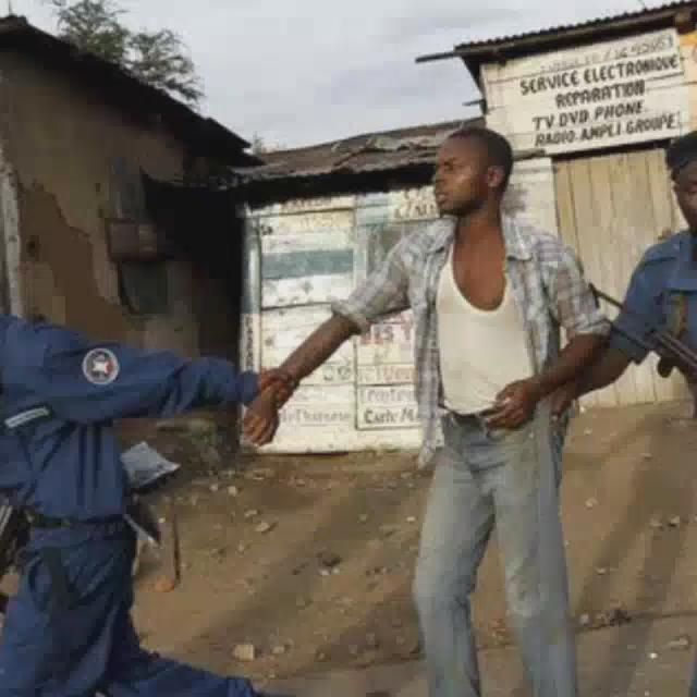 Gravissimo. Cibitoke residents say Hutus n Tutsis treated differently once arrested. Hutus jailed. Tutsis disappear. https://t.co/nfQ7cgoALc