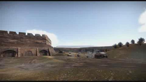 チョソン分隊、怒りの38度線 (動画) #WarThunder #噴進戦車道