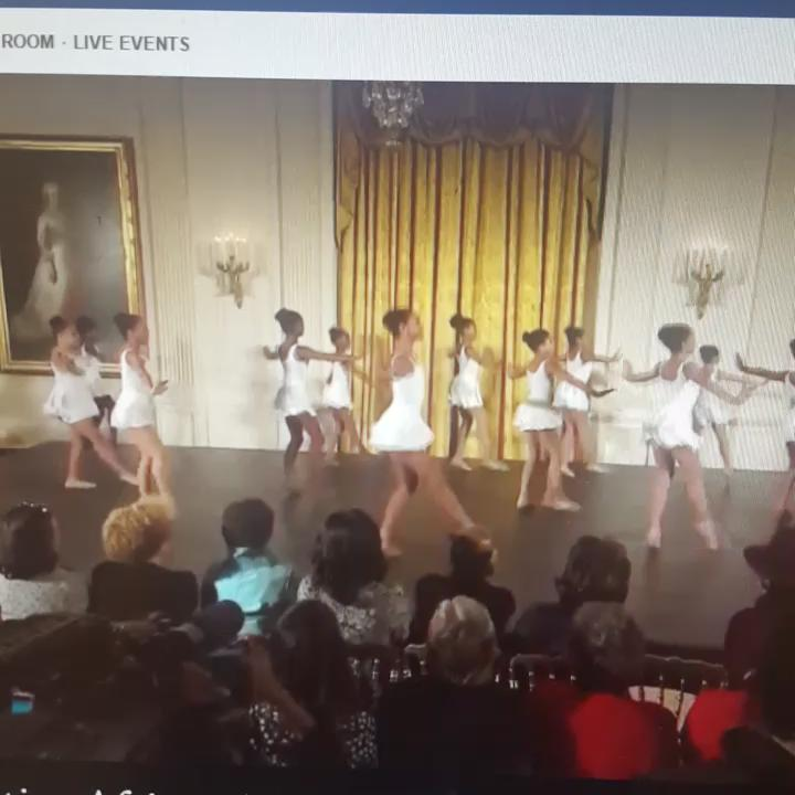 #DanceAtTheWhiteHouse #BHM @DTHballet https://t.co/iTsAc7Gubd