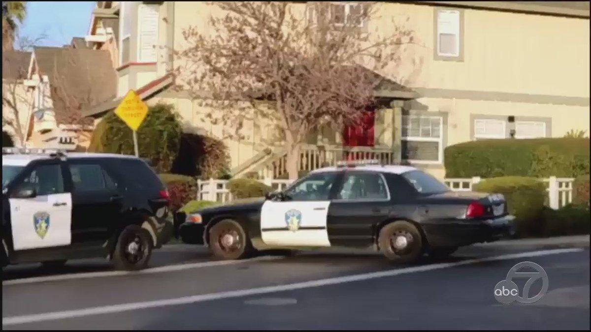 Police investigating murder of veteran Richmond police officer in Vallejo.