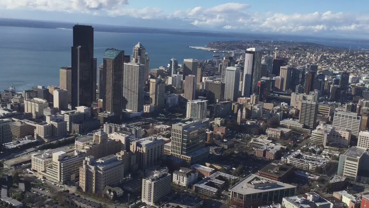 Happy Friday Seattle