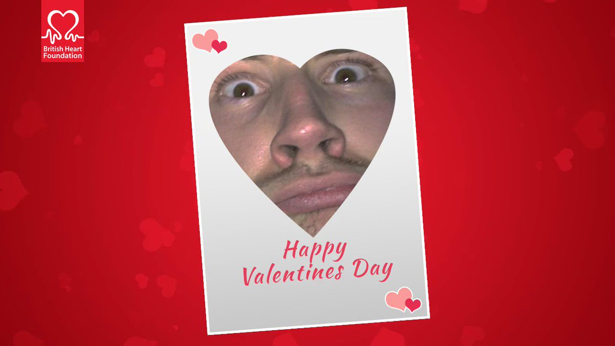 @Joe_Sugg Happy Valentine's Joe. We thought this might make you and your fans smile! https://t.co/KXfU7oxjX6