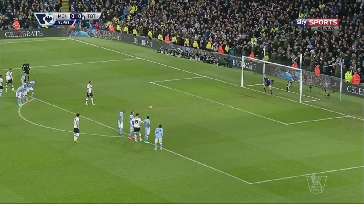 Harry Kane converts penalty, gives Spurs lead over Manchester City