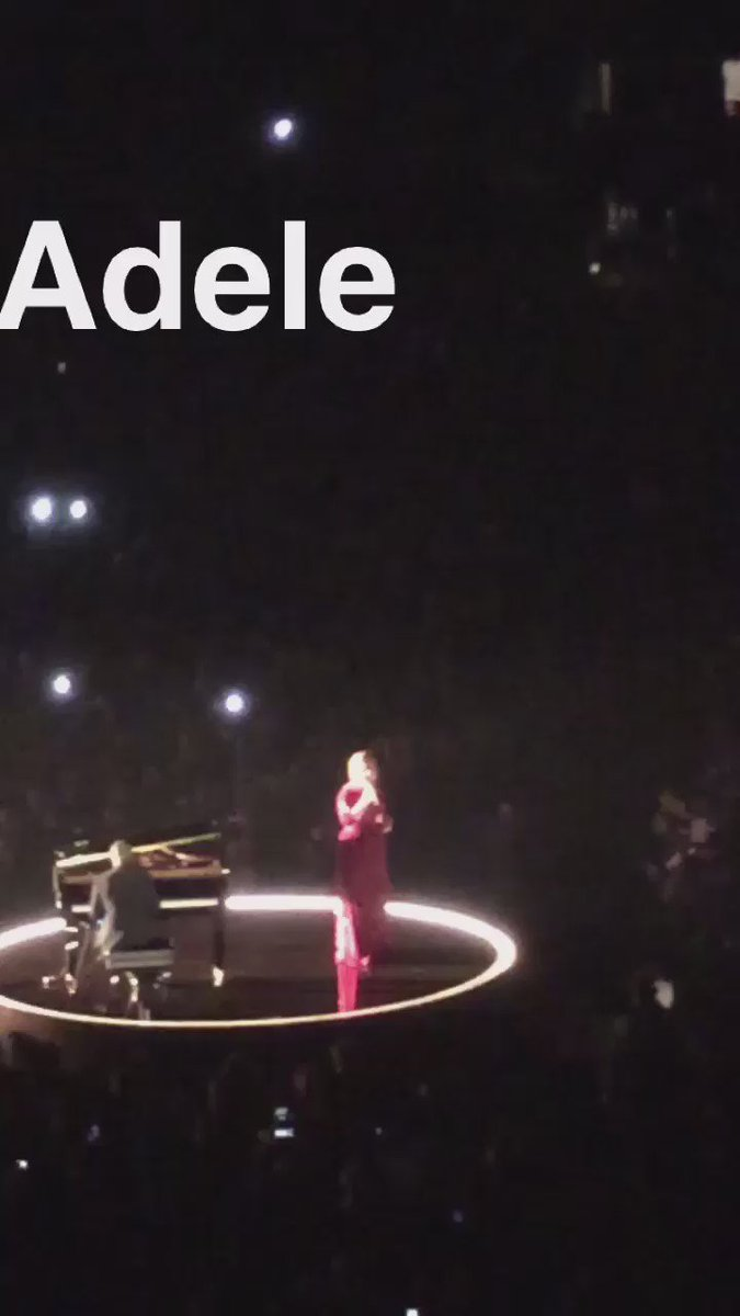 Adele's Grammy sound was all over the place and people are MAD