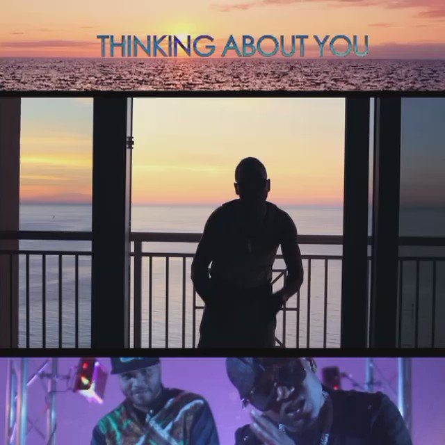 """#ThinkingAboutYou ft @YoungJoe813 (New Album """"J.Saunders"""" dropping March 18th) BookJSaunders@gmail.comfor booking! https://t.co/fZwPb9Ry6I"""