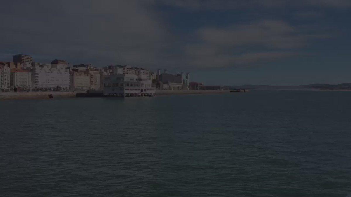 Nuestro paseo por la Bahía de Santander en el #SantanderSW https://t.co/Q9Mj0wGGii https://t.co/YTC31YPKsy