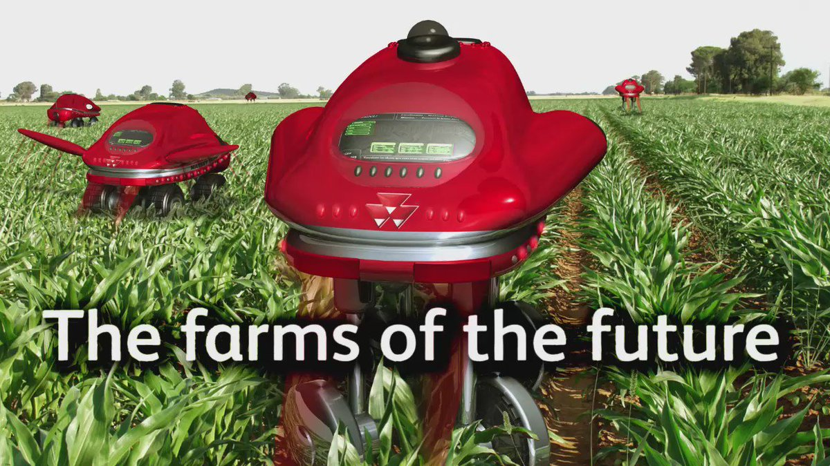 The #Farms of the #Future explored in this video teaser. Full video here: https://t.co/Hu91k3wHX8 #NFU16 https://t.co/nHD7K2Tb2B