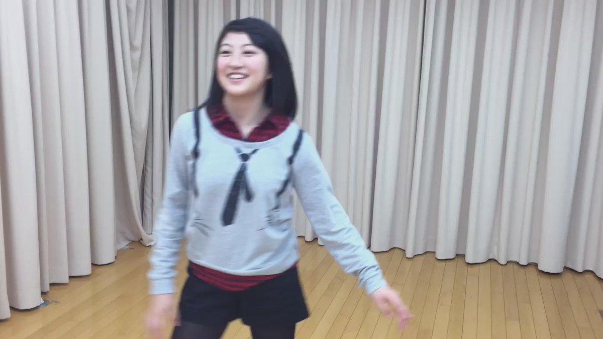 「ひなフェス twitter 動画リレー」超元気になりました!!次はJuice=Juiceの植村あかりさんで〜す♪ モーニング娘。'16 羽賀朱音 #ひなフェス16 #morningmusume16