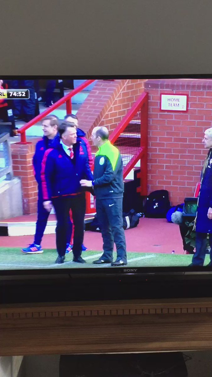 The day the invisible man pushed LVG over #LVG https://t.co/2SvKLTaXhk