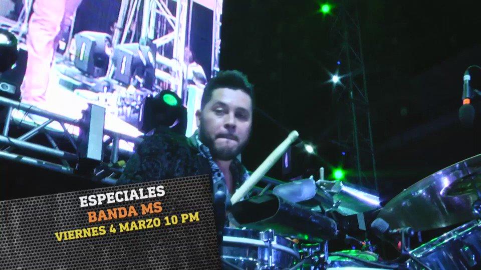 @BANDA_MS desde #Mazatlán en los #Especiales @videorolavr viernes 04/marzo 10:00 pm HCM https://t.co/CoDmRj38UV