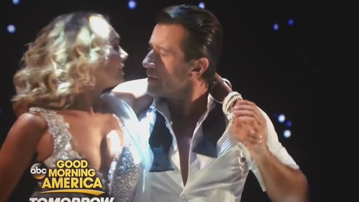 Tomorrow on gma.... #dwts https://t.co/7ik1UUKlqK