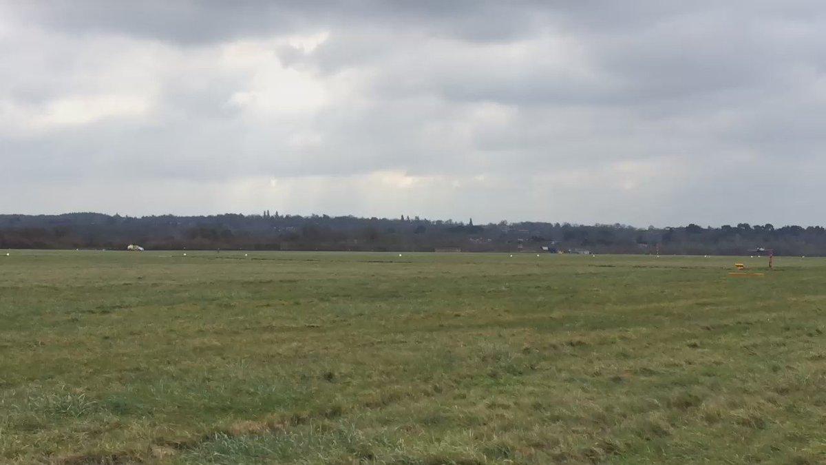 Spitfire   Meridian - ITV News