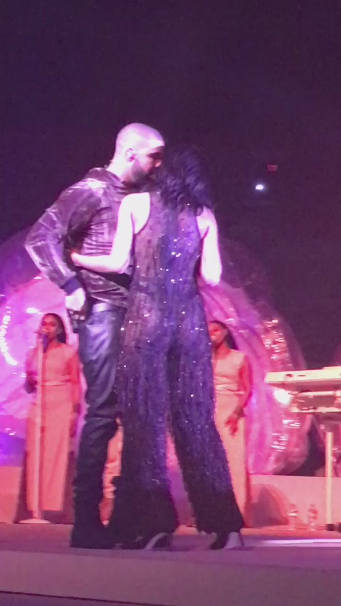 Rihanna Brought Drake Out At Her Concert And It Was Literally Too Much