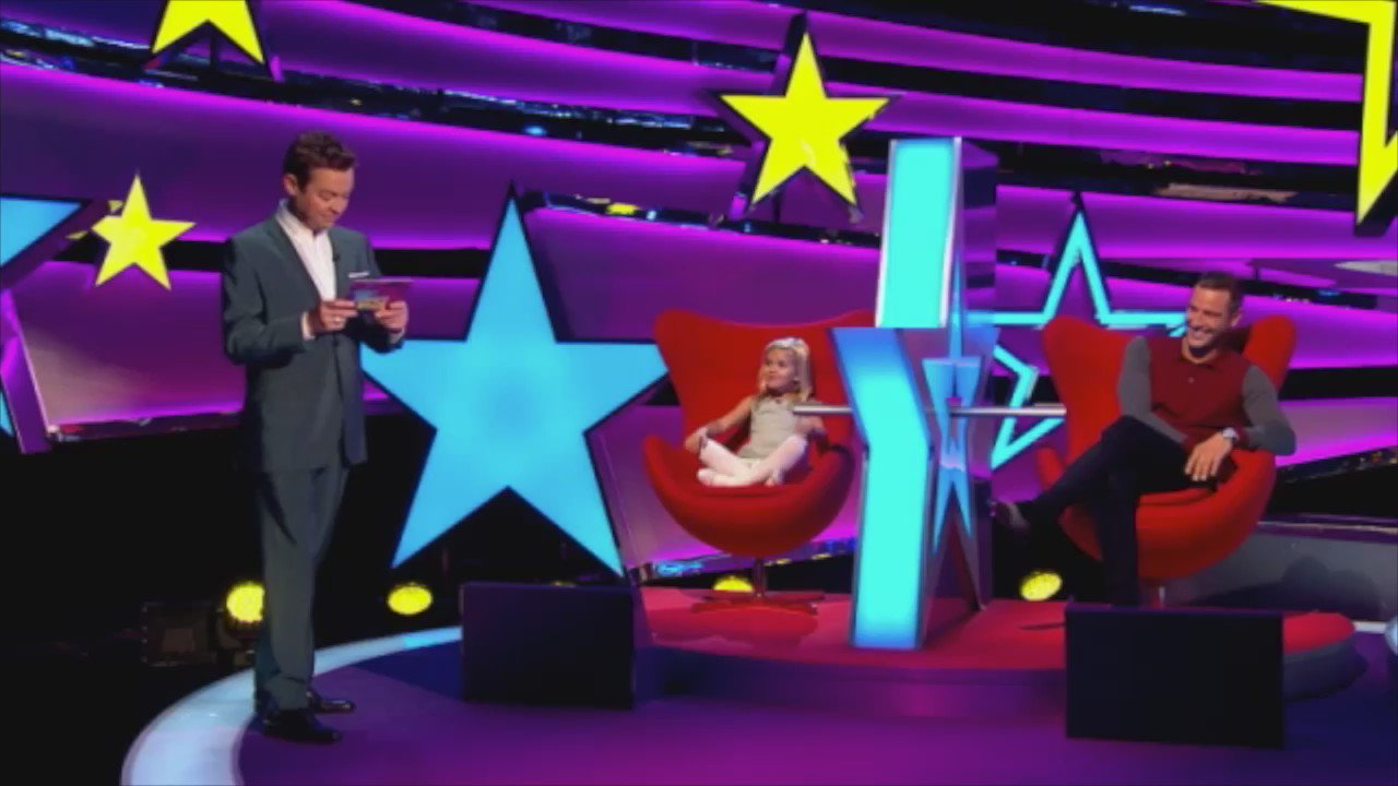 RT @ITVBigStars: You can't get away with anything on this show, can you @elliottwright_? #BigStarsLittleStar https://t.co/YtEAz4tfVy