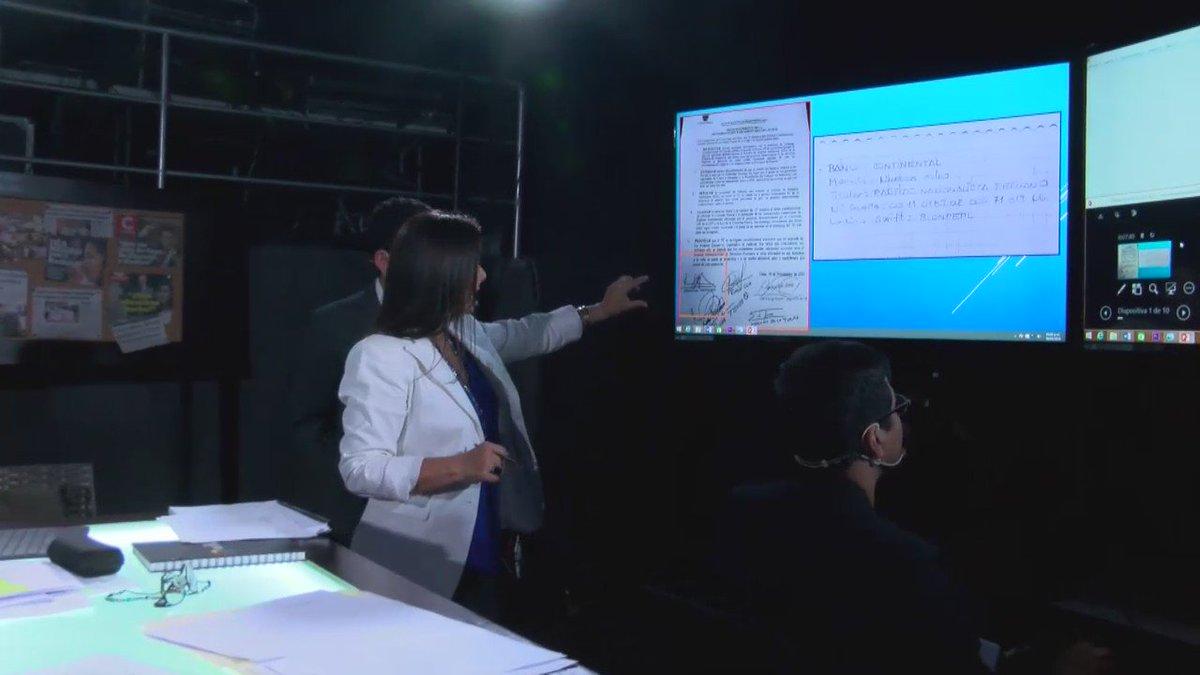 Perito Andrés Begazo,afirma que Mendoza sí escribió en la agenda de Nadine.  Mira @quien_habla mañana a las 8:30pm. https://t.co/3jwqabr7CW