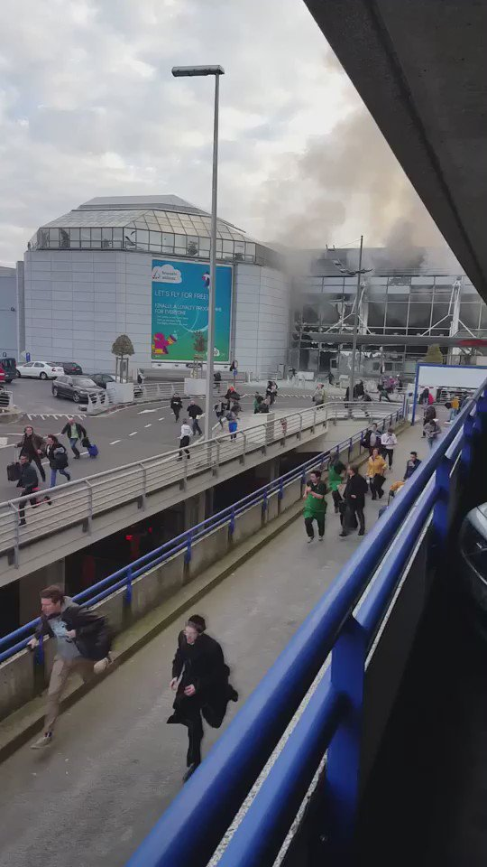 Thumbnail for Live updates: Brussels terror attacks