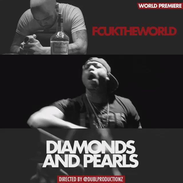 #DiamondsAndPearls the world premiere lead single off FcukTheWorld album!! Peep https://t.co/0L6jnUyM9k