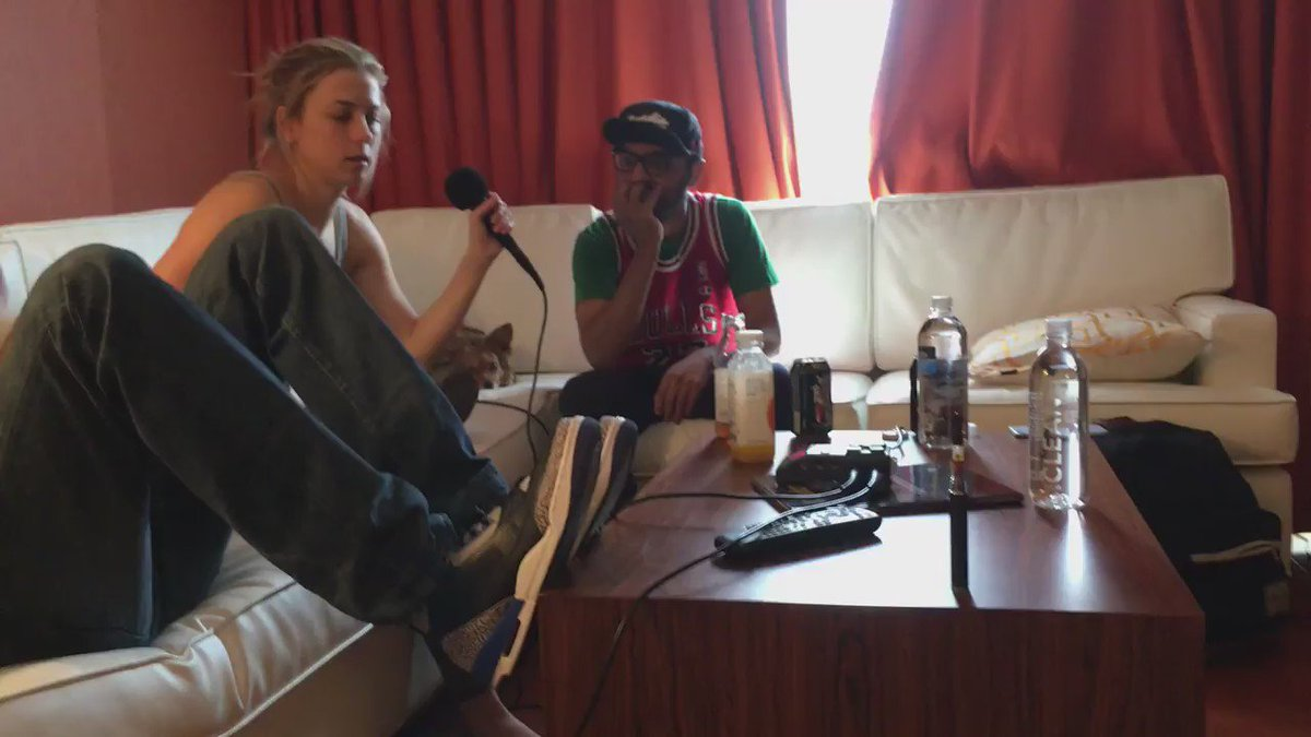 An incredible @TruthAndIliza moment w/ @lucasbros & @iliza thx to @SepAnxietyTBS...Listen: https://t.co/knlcx3NsiQ https://t.co/tNYnhIhC7l