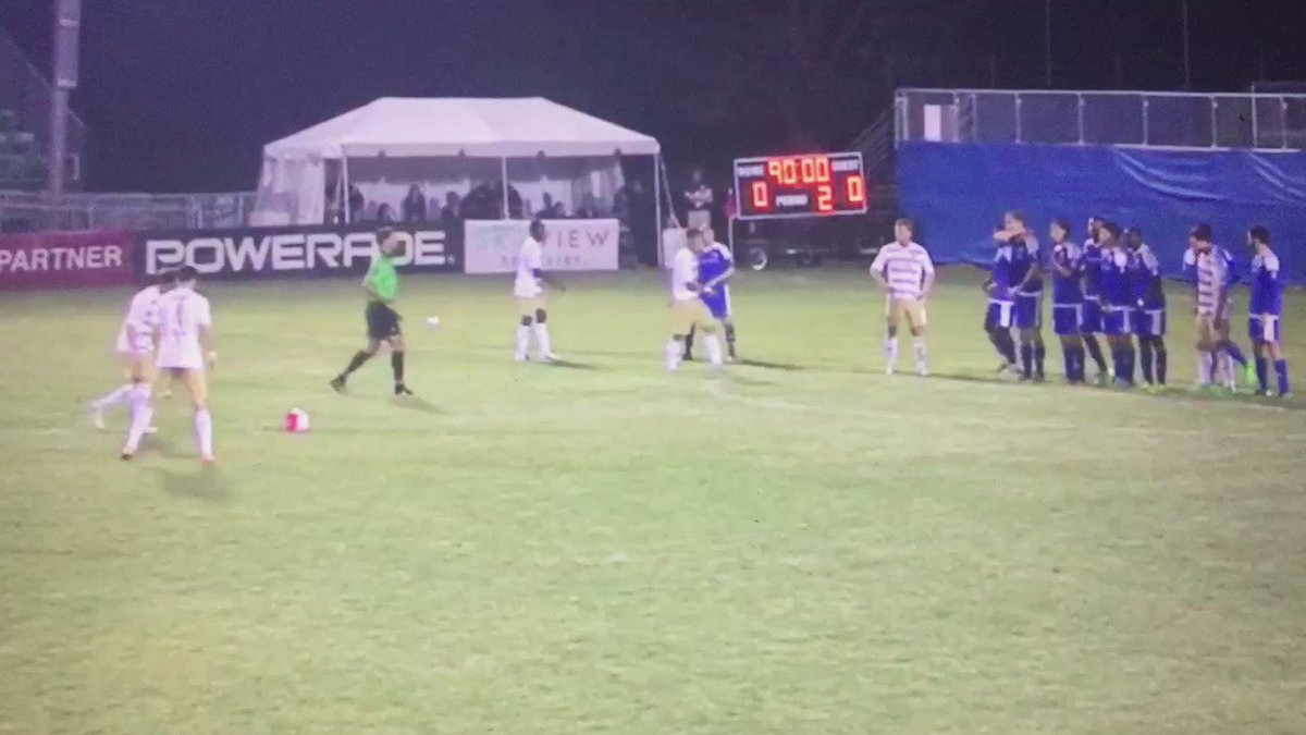 Louisville City FC's game winner at Charlotte: https://t.co/NMg2ojtCFg