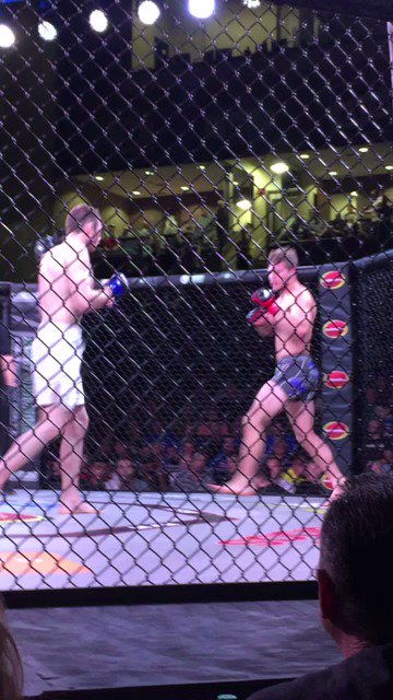 What a TKO 👊💥 by @storleystorm at @RFAfighting #RFA37 #morethanafighter #morethanafuel