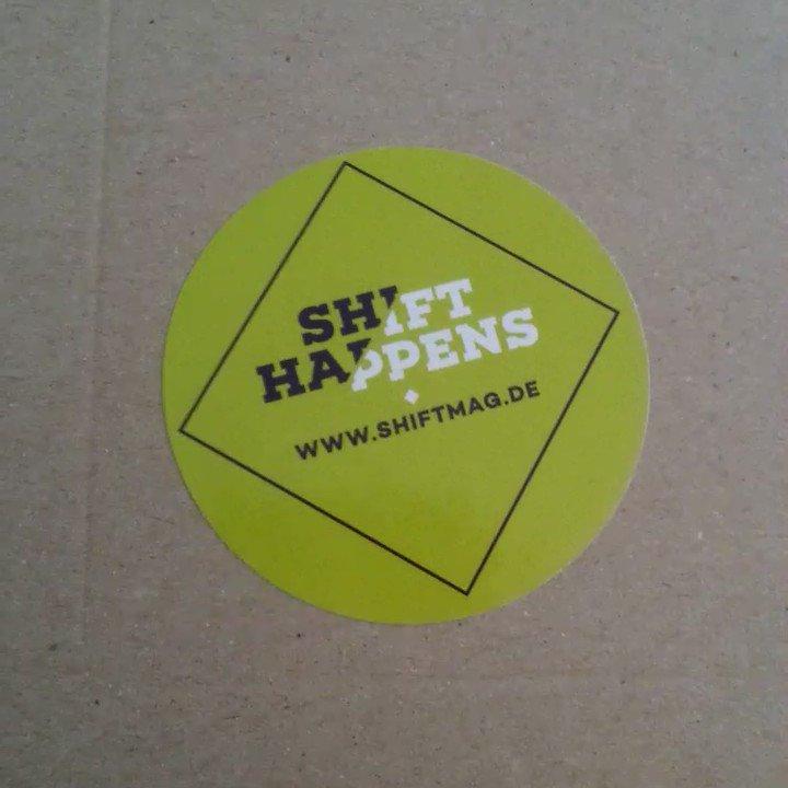Thumbnail for SHIFT Vol. 3: Erste Eindrücke via Twitter