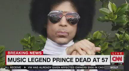 "Wolf Blitzer: ""All of us remember Purple Haze and what that did for the world of music."" https://t.co/f4v9bzLvzE"