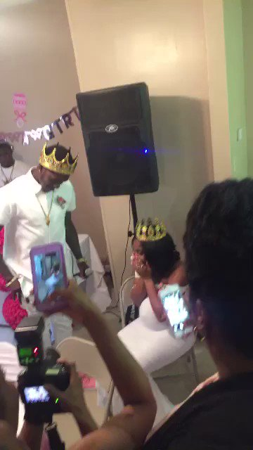 Congrats too my baby I'm soo happy for you