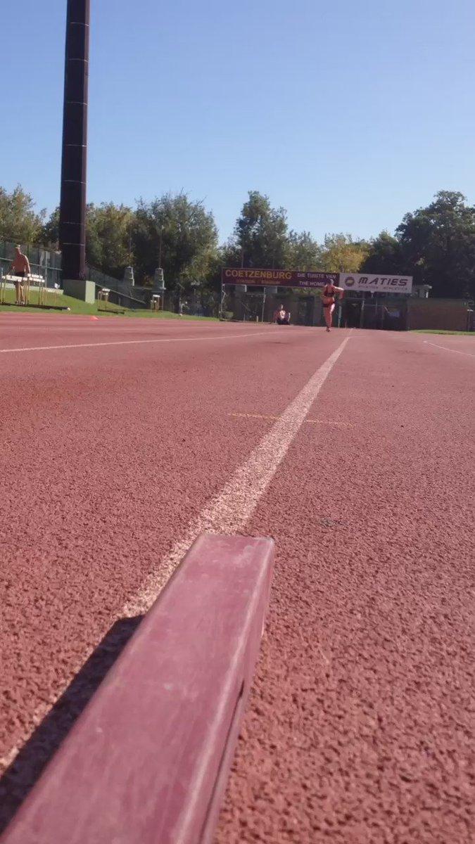 "Femke Pluim على تويتر: ""Pole vault girls can sprint as well ..."