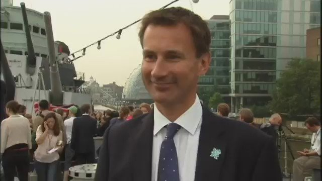 That time Jeremy Hunt couldn't even be an effective bell-end. #JuniorDoctors #JeremyHunt https://t.co/3C2Yga2K62