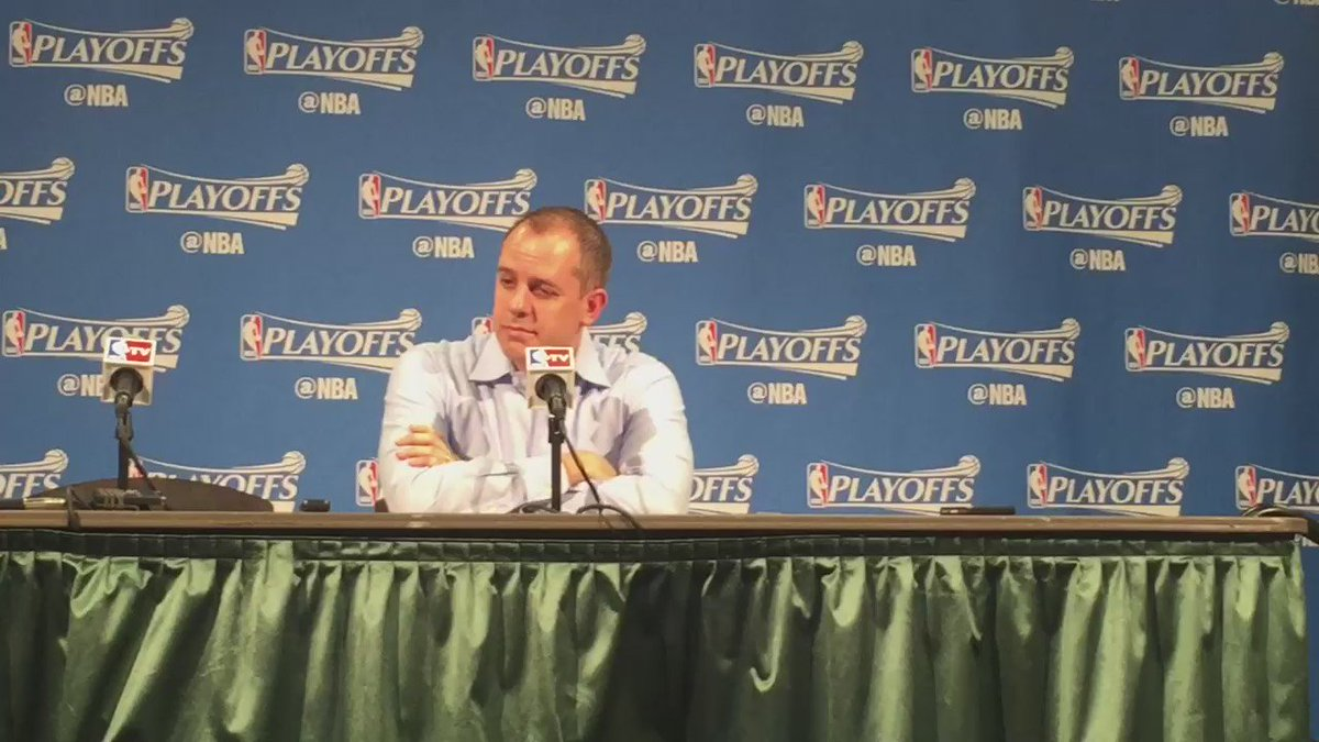 Vogel on whether or not Paul George will see 48 minutes.