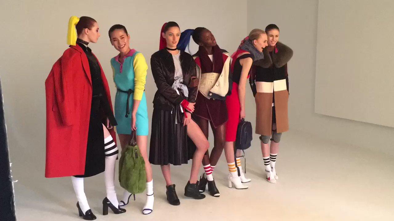 RT @Noreen_Flanagan: Colour dance on @ellecanada #Canadiandesigner shoot. https://t.co/zEUKLLySug