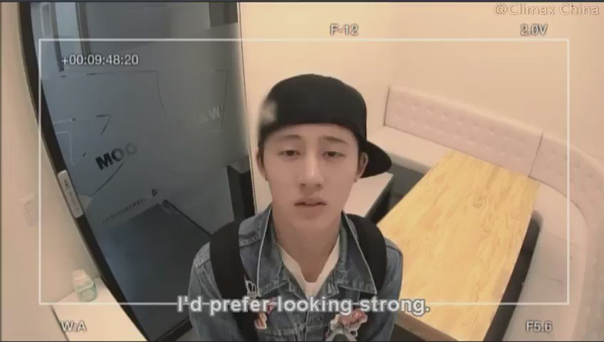 Hanbin really put his brothers first before himself ㅠㅠ