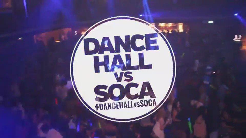 So this happened in #Manchester on Friday ... #DANCEHALLvsSOCA https://t.co/fxWsMJt0vG