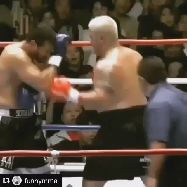 One of my favorite battles was with this uso @markhunt1974 who's doing great things in the UFC. #WSOF https://t.co/hZGlTg3BUS