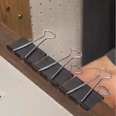 【動画】このクリップの使い方は便利!